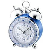 Felio(フェリオ) アナログ目覚まし時計 グランベル ブルーベリー FEA147BB