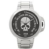 (エンジェルクローバー) ANGEL CLOVER エンジェルクローバー 時計 ANGEL CLOVER RO45SBK ROEN ローエン×エンジェルクローバーコラボモデル 腕時計 ウォッチ ブラック/シルバー [並行輸入品]
