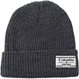 コロンビア(コロンビア) ストリームトゥクレストニットキャップ ニット帽 ビーニー PU5227 (チャコールグレー/FF/Men's)