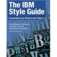 IBM Style Guide, The: Conventions for Writers and Editors (IBM Press)