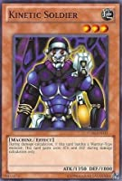 Yu-Gi-Oh! - Kinetic Soldier (TU06-EN013) - Turbo Pack 6 - Promo Edition - Common
