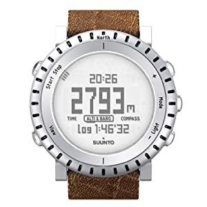 SUUNTO(スント) Core Brown Leather  S015916000 【日本正規品】