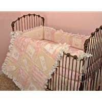 Cotton Tale Designs Heaven Sent Girl 4 Piece Crib Bedding Set by Cotton Tale Designs