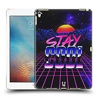 Head Case Designs ステイ・クール 80's レトロ・フューチャリズム ハードバックケース iPad Pro 9.7 (2016)