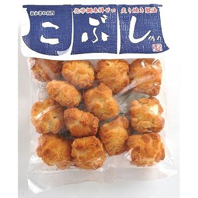丸彦製菓 こぶし作り塩味 160g×10袋