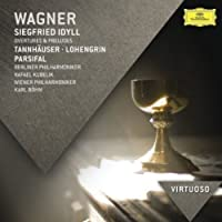 Virtuoso-Wagenr: Orchestral Excerpts