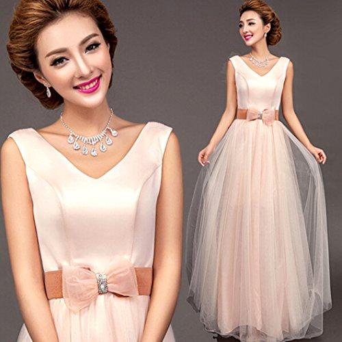 Doremo global ウェディングドレス ロングカラー...