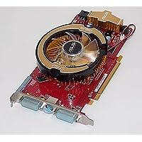 Asus eah3850/ G / HTDI / 512m / A ATI Radeon HD 3850512MB 256- bit gddr3PCI - Express 2.0x16HDCPデュアルリンクCrossFireXビデオカードW / 2* DVI、HDTV