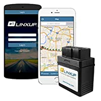 Linxup OBD GPS Tracker with Real Time 3G GPS Tracking Car Tracking Device and Car Locator Car GPS LPVAS1 - No Contracts [並行輸入品]