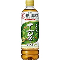 [トクホ] アサヒ飲料 食事と一緒に十六茶W(ダブル) 500ml×24本