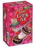 森永製菓 ミニエンゼルパイ<あまおう苺のミルフィーユ> 8個×5箱