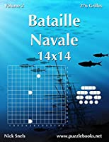 Bataille Navale 14x14: 276 Grilles