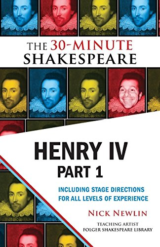 Download Henry IV, Part 1: The 30-Minute Shakespeare 193555011X