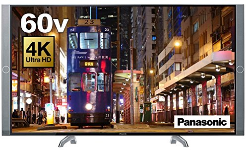 パナソニック 60V型 液晶 テレビ ビエラ TH-60DX850 4K USB HDD録画対応 2016年モデル