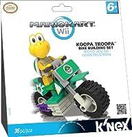 K'NEX 任天堂マリオカート Wii バイク組み立てセット 38308