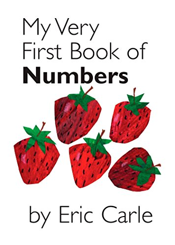 My Very First Book of Numbers (My Very First Book Of...)