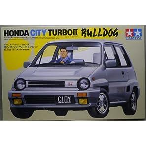 1/24スポーツカーシリーズNo.44ホンダ・シティターボⅡブルドック