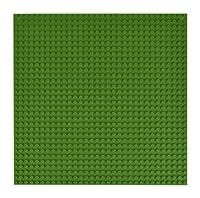 BanBao Basic Base Plate Block Building Kit Small Green [並行輸入品]