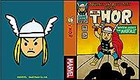マーベル・コミック MARVEL COMIC STYLE MEMO BOOK ソー