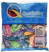 """Qualatex 12569ラテックスバルーン、マルチカラー、11"""""""