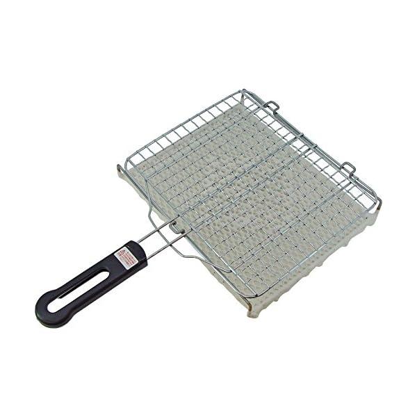 セラミック魚焼器 「プロが認めた魚焼器」 炭火の...の商品画像