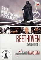 Beethoven: Symphonies Nos. 1-4 [DVD] [Import]
