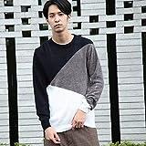 (ティーケー タケオキクチ) tk.TAKEO KIKUCHI モールMIX スウィッチニット 17013110