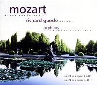 Piano Concertos 23 & 24