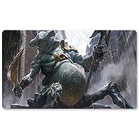 Shambleshark - ボードゲーム MTG プレイマット テーブルマット ゲーム サイズ 60X35 cm マウスパッド プレイマット 遊戯王 ポケモン マジック ザ・ギャザリング