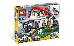 レゴ (LEGO) クリエイター・ヒルサイド・ハウス 5771
