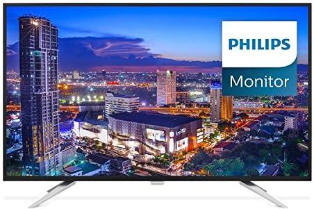 Philips 43型ワイド液晶ディスプレイ (4K対応/IPSパネル/5年間フル保証) BDM4350UC/11