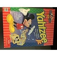 Disney Mickey For Kids Yahtzee Jr. by Milton Bradley [並行輸入品]
