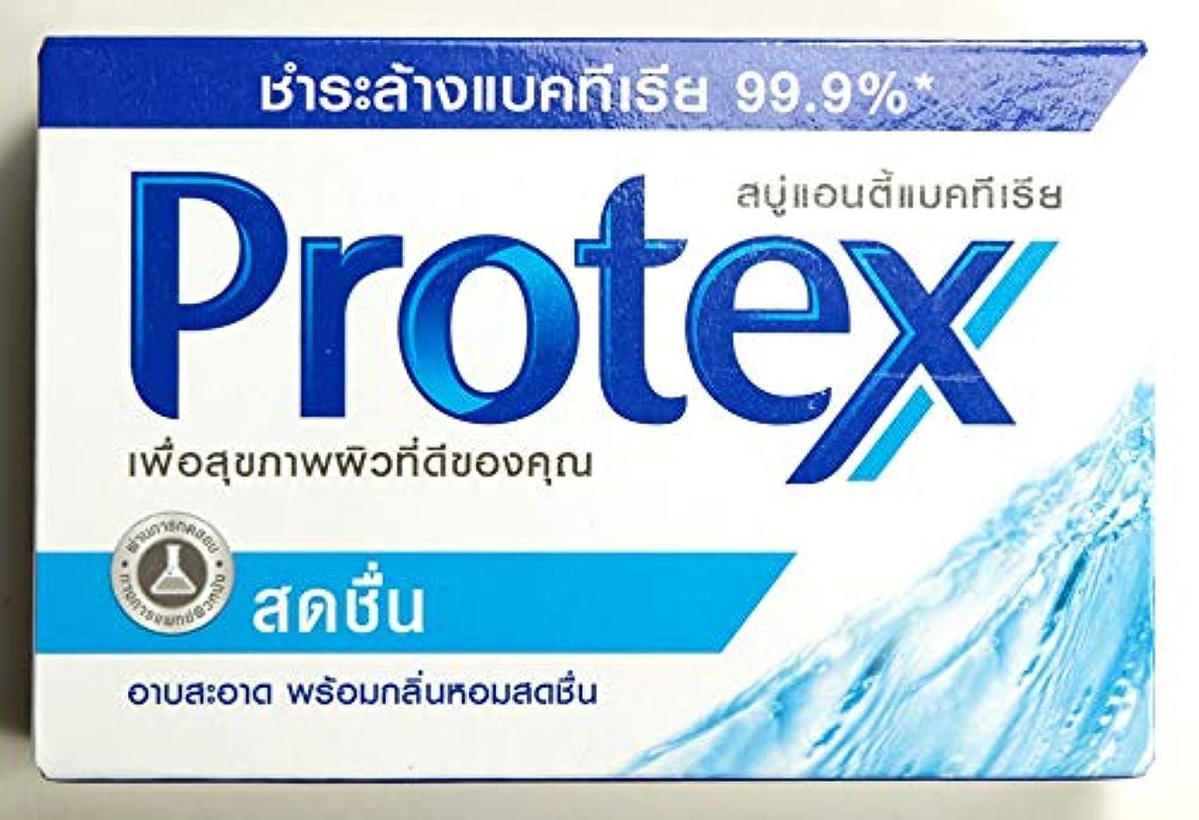 ベース症候群栄光プロテックス バーソープ フレッシュ 70g
