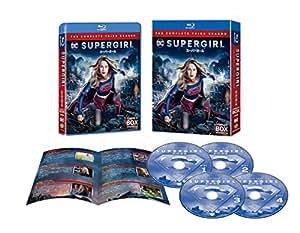 SUPERGIRL/スーパーガール 3rdシーズン ブルーレイ コンプリート・ボ ックス (1~23話・4枚組) [Blu-ray]