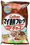 カルビー マイ朝フレーク チョコ味 400g