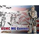 サイバーホビー 現用アメリカ海兵隊 MG 機銃手 「ジャスティン・ハーウッド」