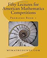 Fifty Lectures for American Mathematics Competitions Problems Book 1