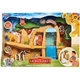 [ジャストプレイ]Just Play Disney Lion Guard Battle for The Pride Lands Play Set 77085 [並行輸入品]