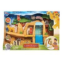 [ジャストプレイ]Just Play Disney Lion Guard Battle for The Pride Lands Play Set 77085 [並行輸入品]
