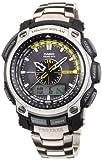 [カシオ]CASIO 腕時計 PROTREK プロトレック TOUGH MVT タフソーラー 電波時計 MULTIBAND 6 PRW-5000T-7JF メンズ