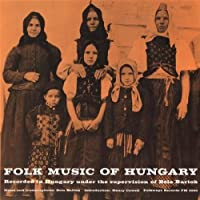 Folk Music of Hungary by Folk Music of Hungary (2012-05-04)