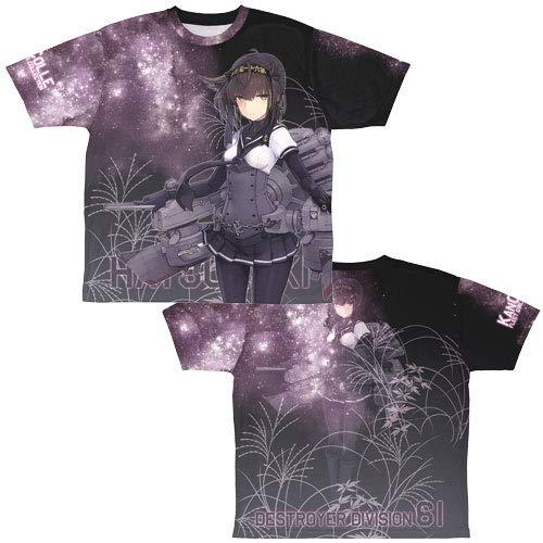 艦隊これくしょん -艦これ- 初月 両面フルグラフィック Tシャツ XLサイズ