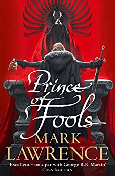 Prince of Fools (Red Queen's War, Book 1) (Red Queen's War) by [Lawrence, Mark]