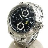 [タグホイヤー]Tag Heuer 腕時計 CT5114 リンク クロノ セナモデル 4000本限定 レア メンズ 中古