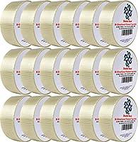 ダブルBond双方向フィラメントテープ、5.9ミリ厚さ170Lbs / in引張強度 18 Rolls
