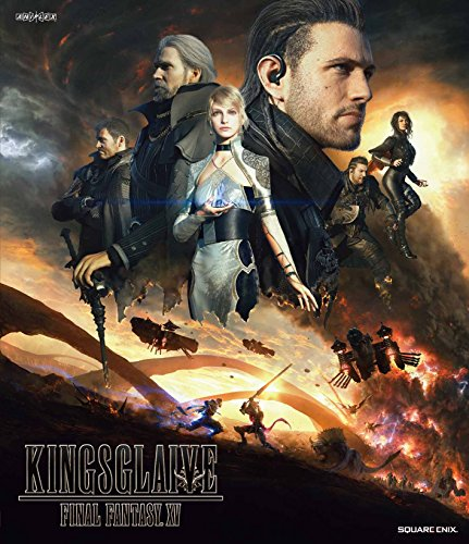 KINGSGLAIVE FINAL FANTASY XV [Blu-ray]の詳細を見る