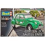 ドイツレベル 1/24 シトロエン 2CV Sauss Ente