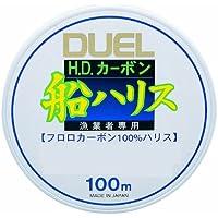 デュエル(DUEL) ハリス H.D.カーボン 船ハリス