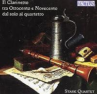 Il Clarinetto tra Ottocento e Novecento dal solo al quartetto