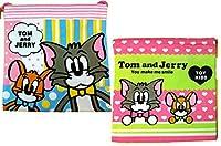 トム&ジェリー 巾着 トムとジェリー 2種類セット